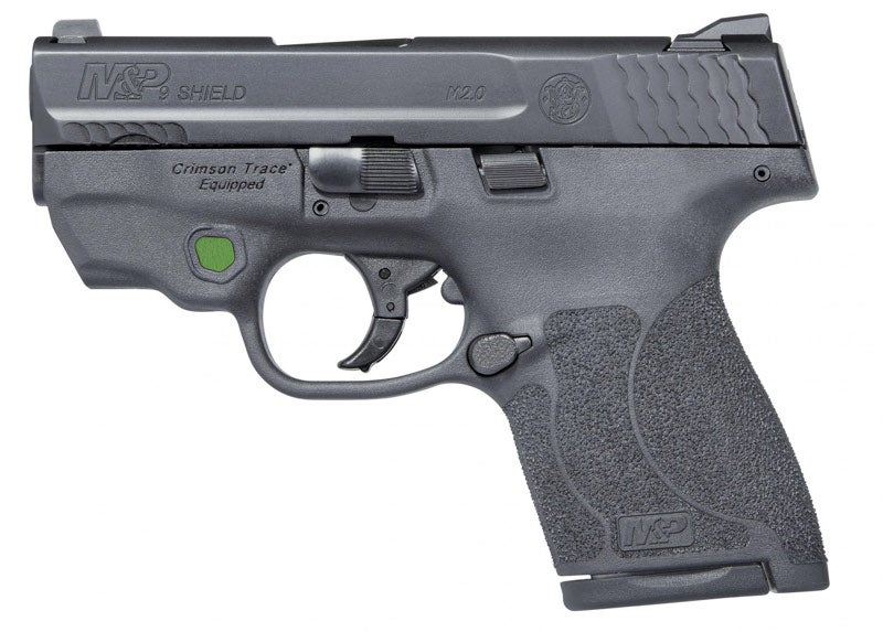 The Smith & Wesson M&P Shield 2.0