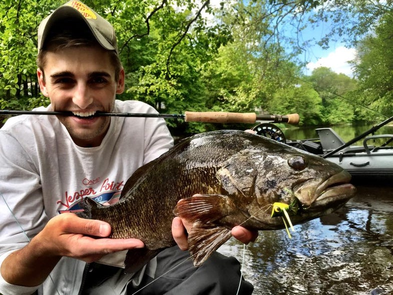 Three Tricks For Creek Largemouths And Smallmouths