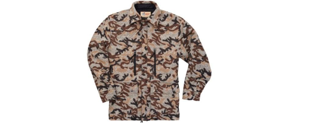 Sleeping Indian, Mountain Hunter Jacket, Fall, Wool