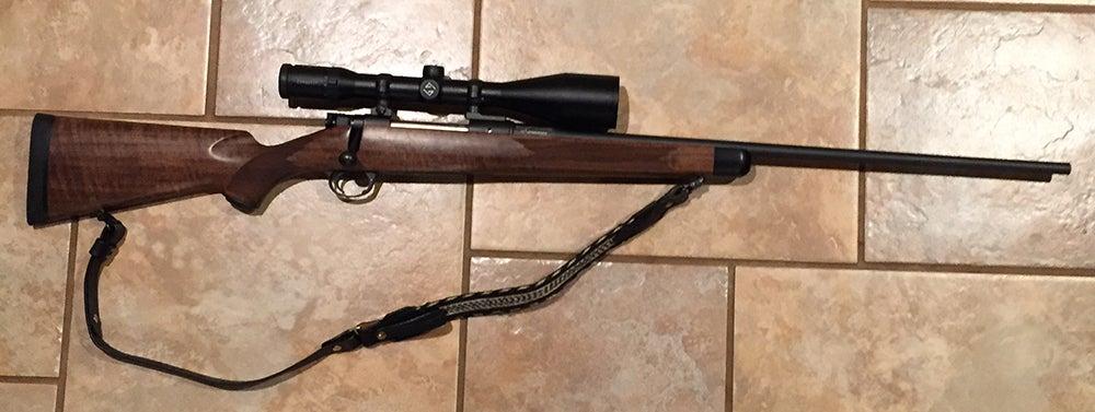 kimber rifle