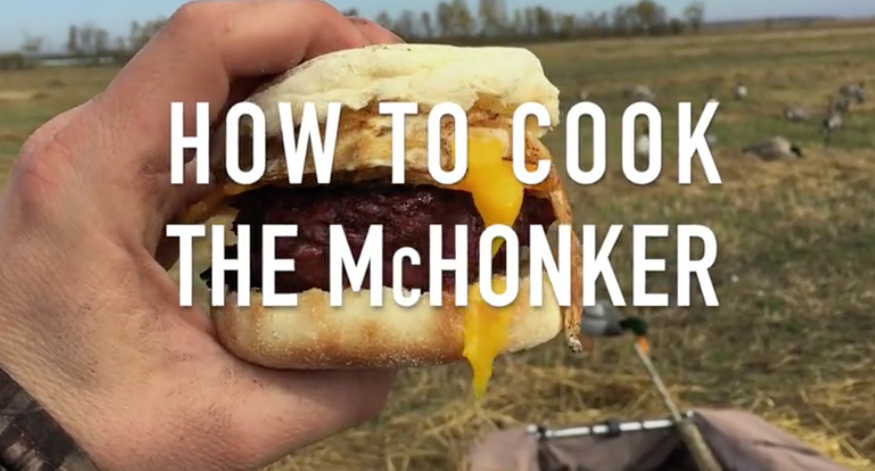 Video: How to Cook the McHonker