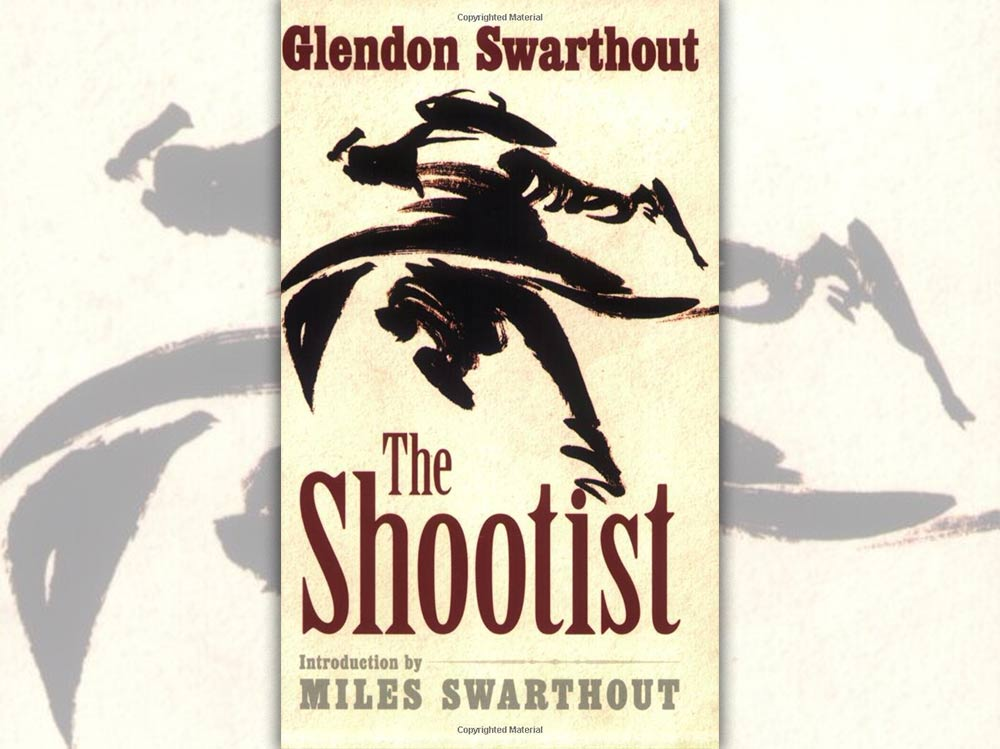 the shootist book cover