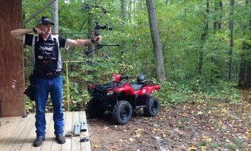 3D Competition Archery Course