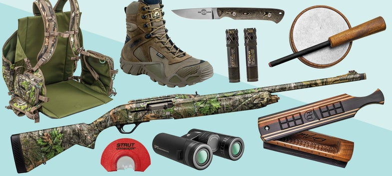 turkey hunting gear guide 2018