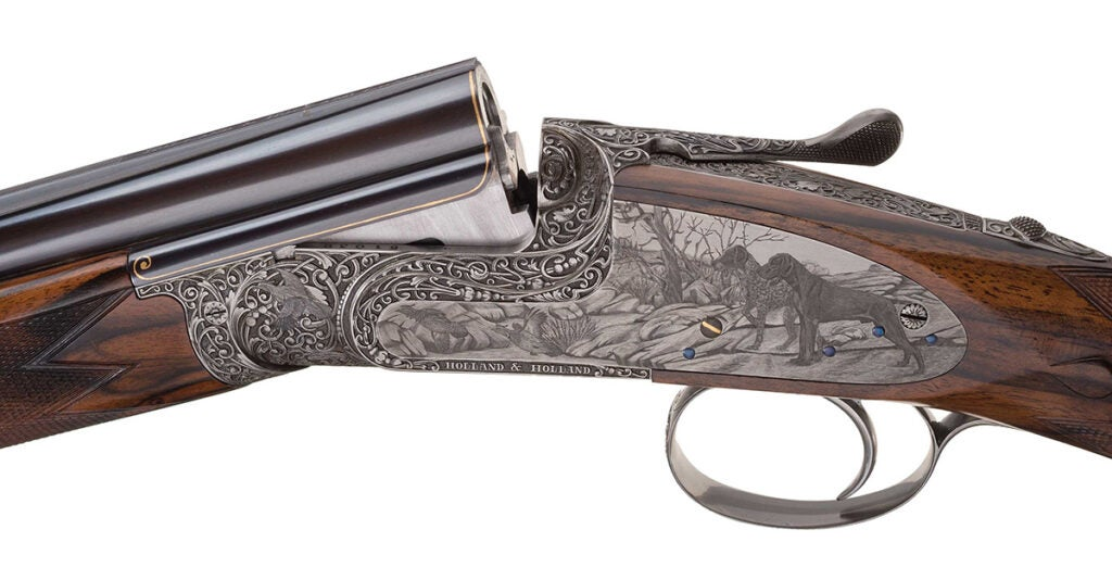 holland shotgun