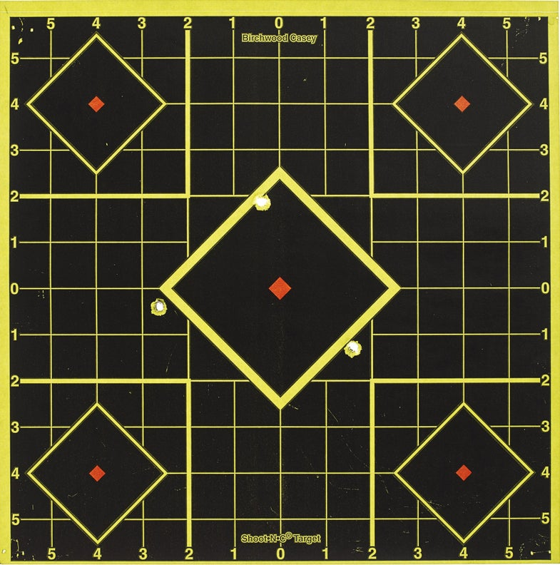 Fine Tune Your Rifle By Diagnosing Your Target