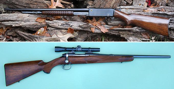 Gunfight Friday: Remington 14 vs. 722
