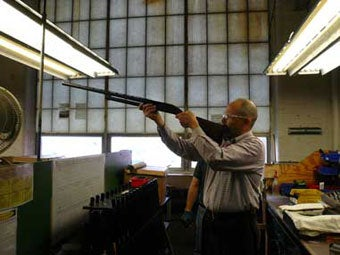 Inside The Remington Factory