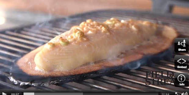 Video: How to Grill Bass on a Cedar Plank