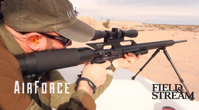 New Guns: AirForce Texan Airgun First Look