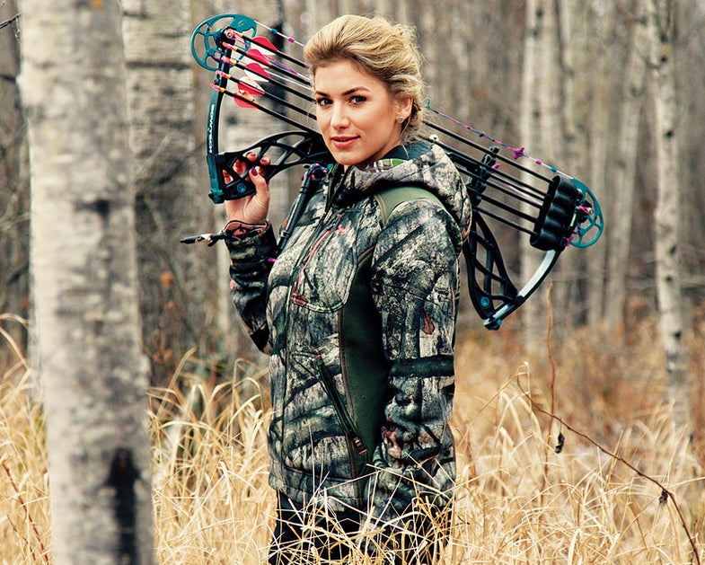 reader survey, women, hunting, fishing,
