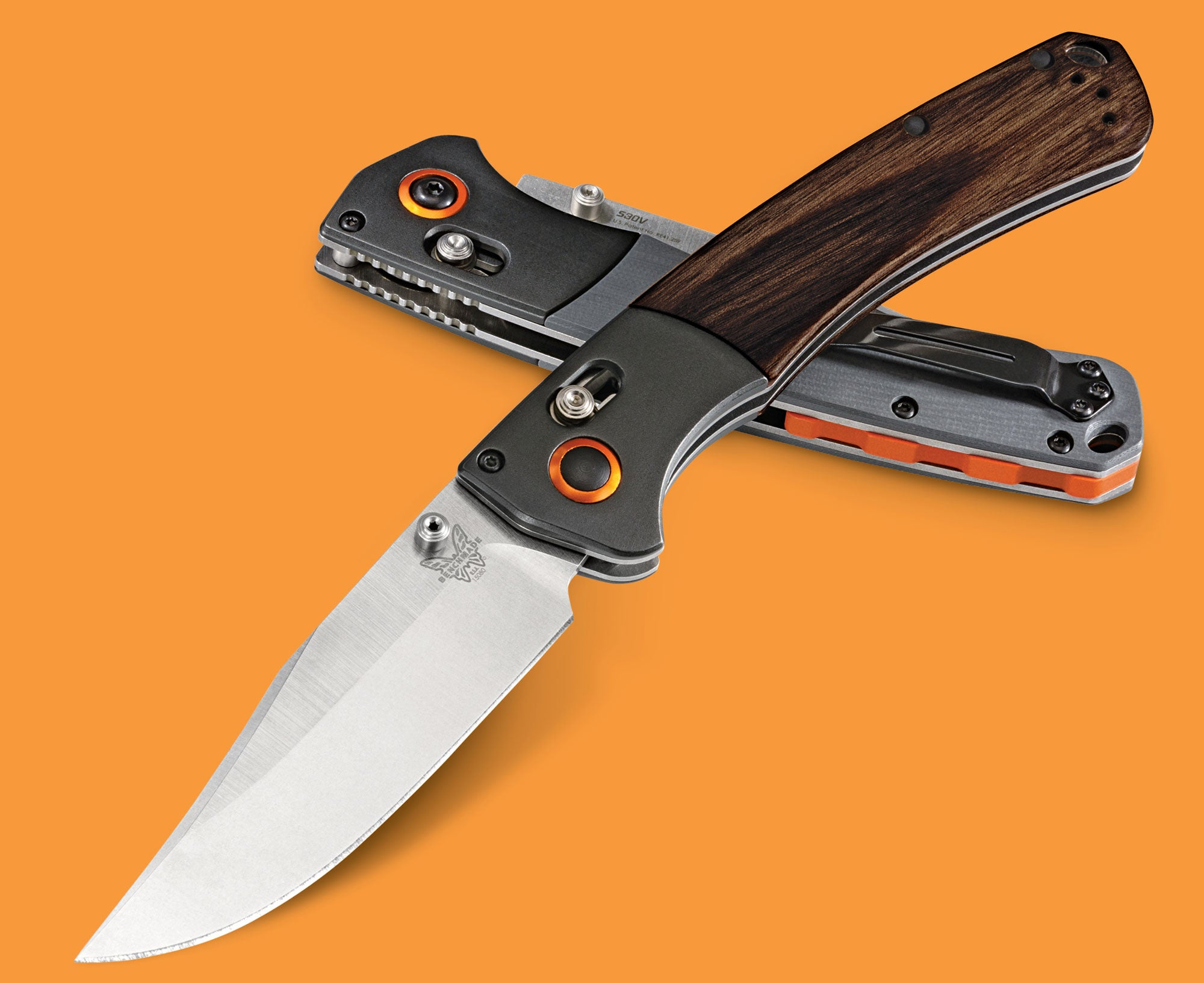 Benchmade Crooked River