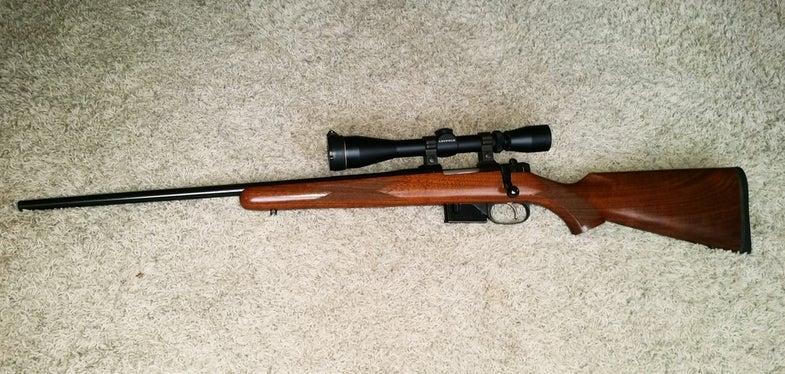 Gunfight Friday: CZ 527 vs. Rock River LAR