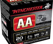 New Shotgun Ammo: Winchester AA Feather