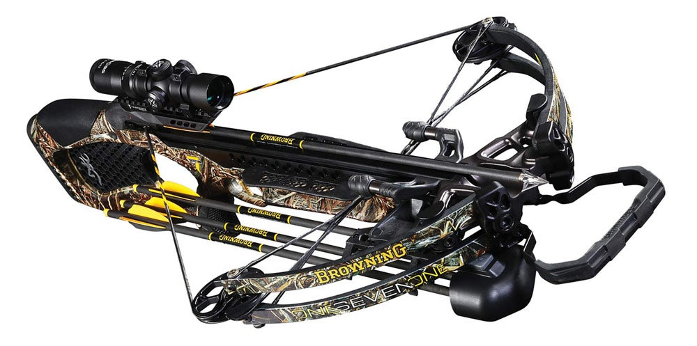 browning onesevenone crossbow 2017