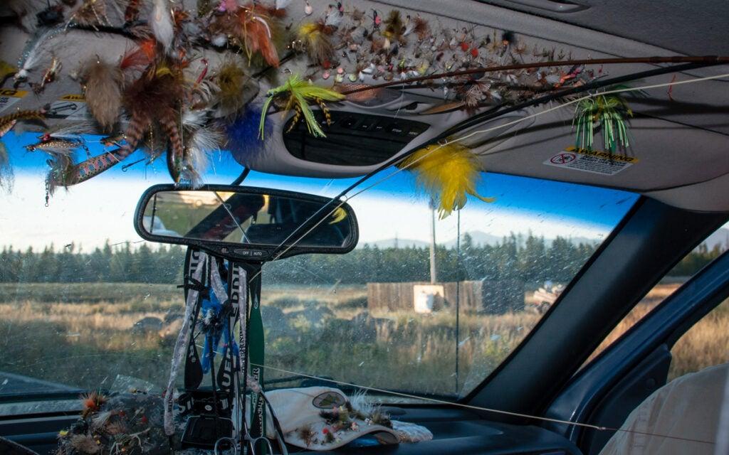 Fly Guide Truck Headliner
