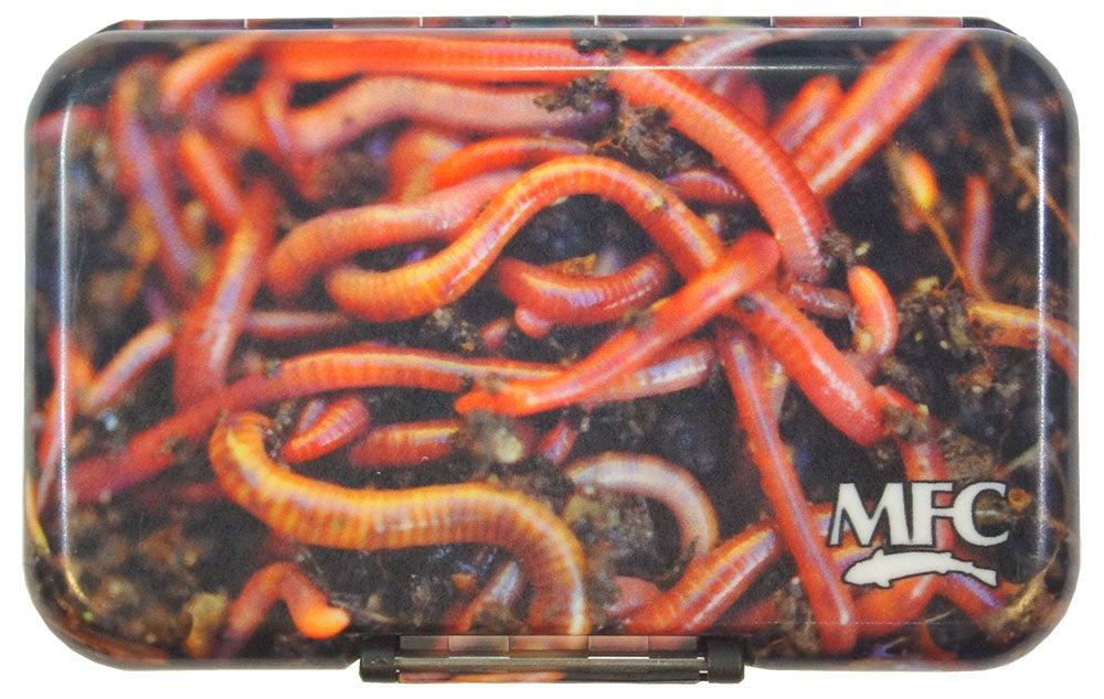 Montana Fly Company Dirty Worm Fly Box