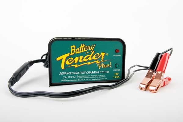 Tip of the Day: Battery Maintenance