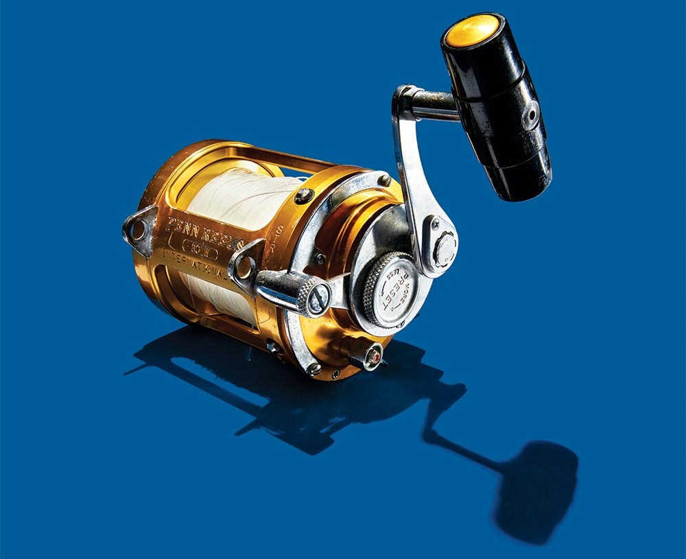 Penn International Offshore Reel
