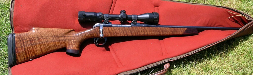 7mm rifle