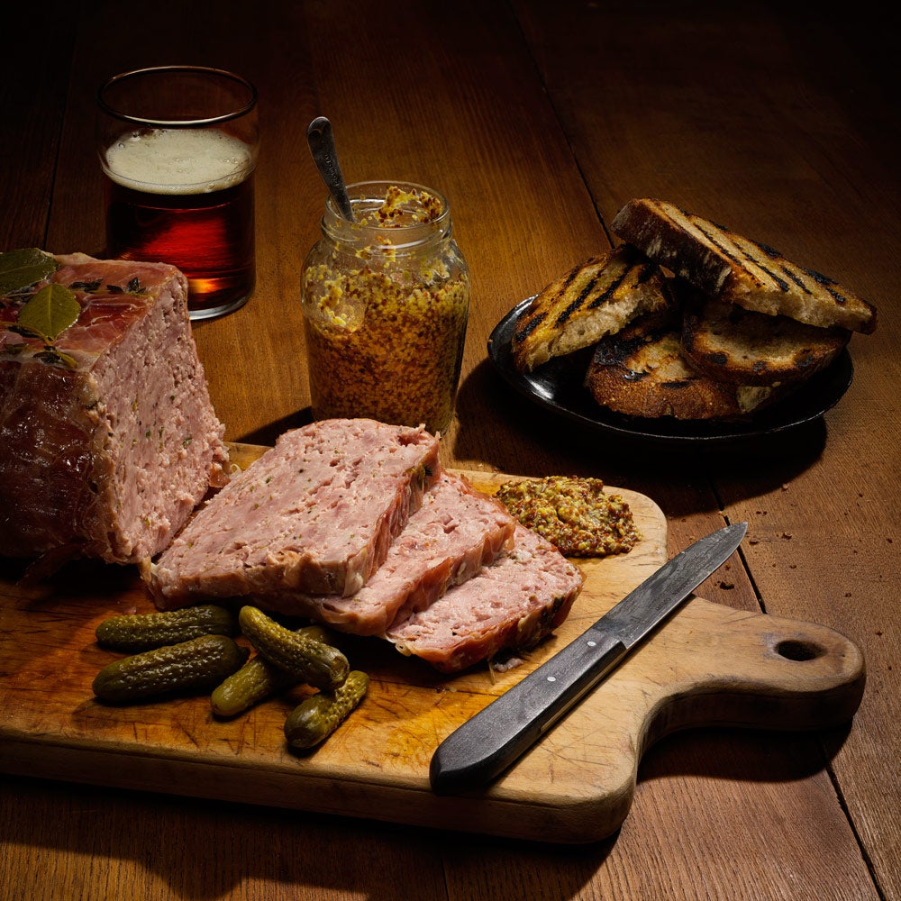 wild game and beer pate recipe
