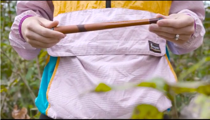 The Tenkara Rod That Fits In Your Pocket