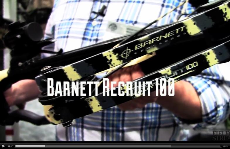 ATA Show First Look: Barnett Recruit 100