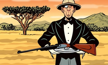 Ask Petzal: The most expensive gun he's ever fired, peeing off the stand, and deer-camp no-nos