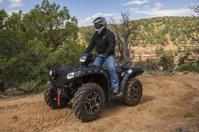 ATVs: 3 Things to Consider When Upgrading Tires and Wheels