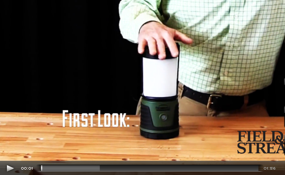 New Gear 2015: ThermaCell Camp Lantern