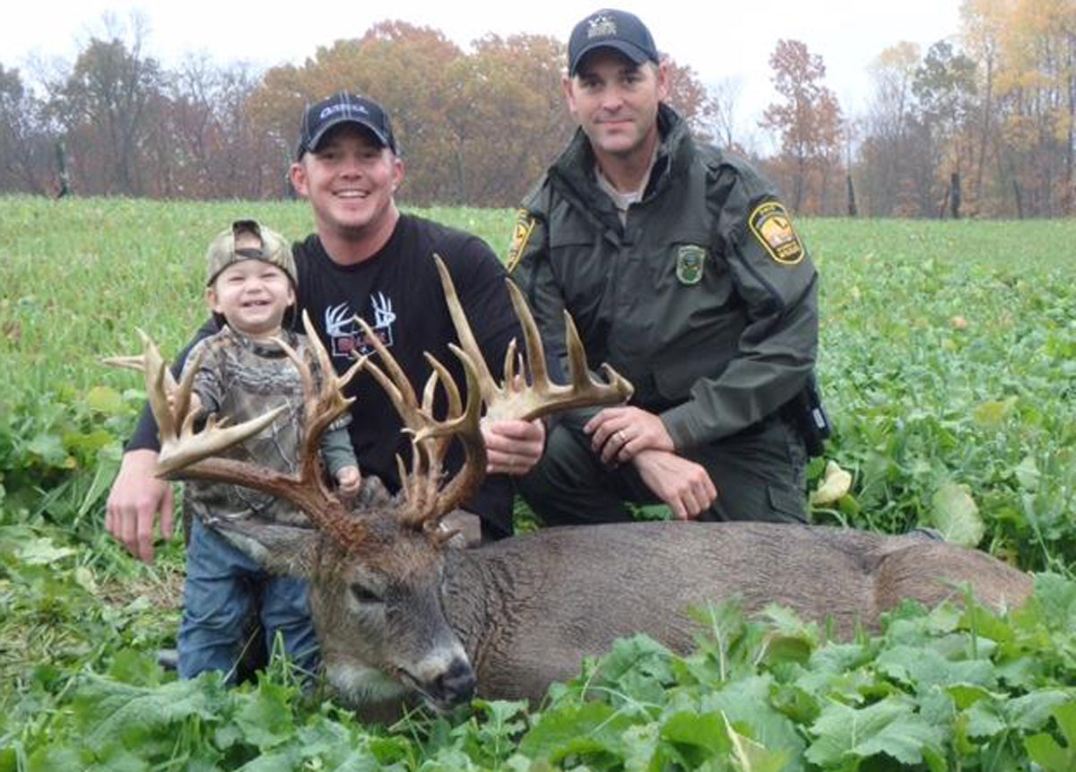 Ohio Buck May Claim Pope & Young All-Time Record