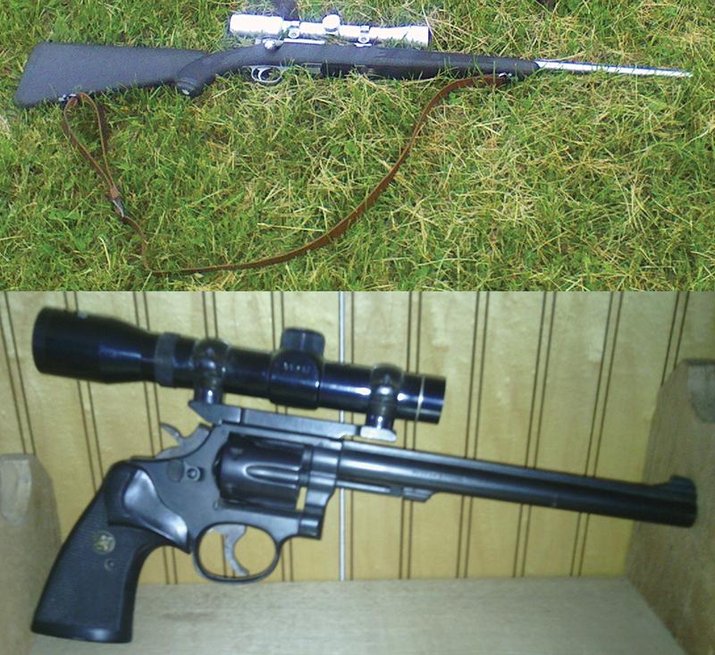Gunfight Friday: Rimfire Magnum Shootout