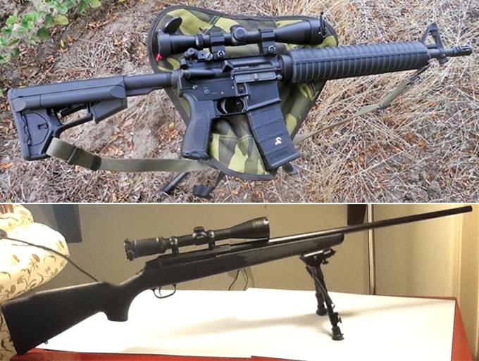 Gunfight Friday: .223 Varminters