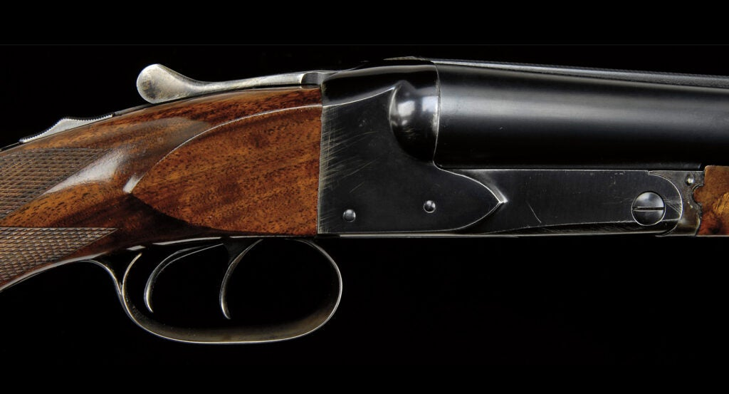 Joe DiMaggio's Winchester Model 21
