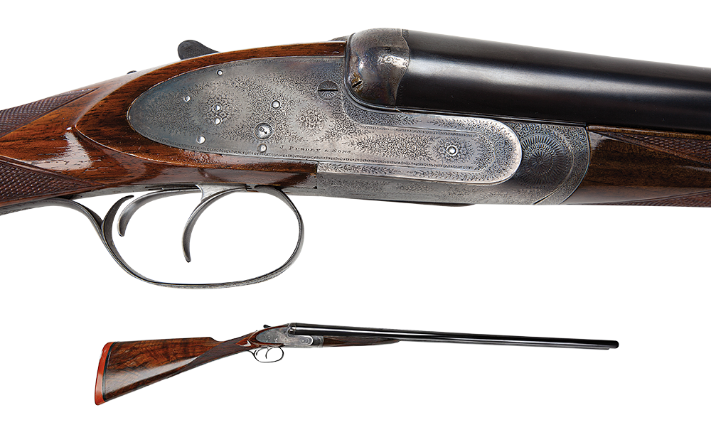 The Purdey Self-Opener on a white background.