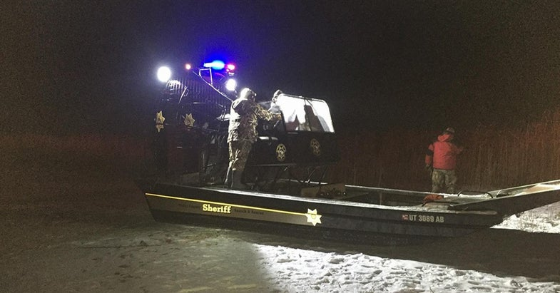 Utah Teen Disappears on Duck Hunt, Survives Long, Cold Night in Marsh