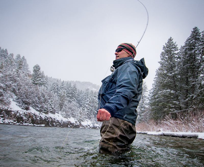 Winter Fishing: 4 Ways to Stay Warm in Frigid Waters