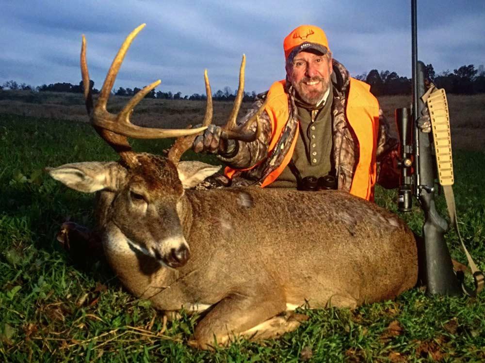 kentucky buck killed during rut