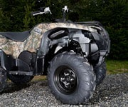 ATV Review: 2012 Yamaha Grizzly 700 FI Auto 4×4 EPS