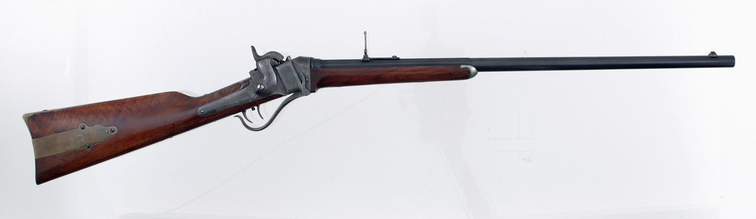 Blasts From the Past: The Custer Carbine