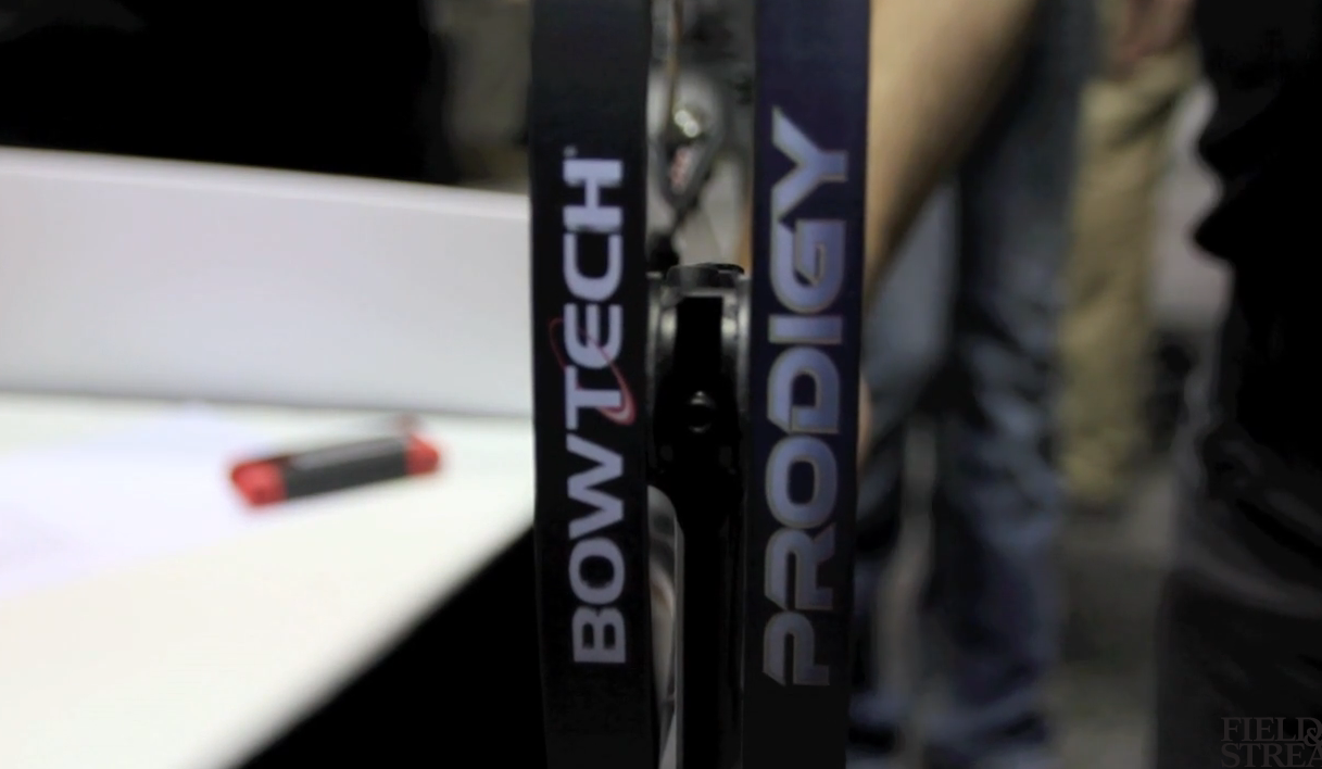 ATA Show First Look: Bowtech Prodigy
