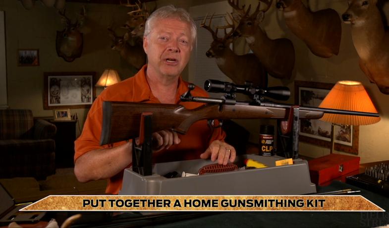 Total Outdoorsman:  Build Your Own Gunsmithing Kit