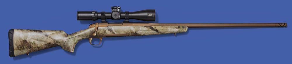 Browning X-Bolt Hells Canyon Long Range Rifle