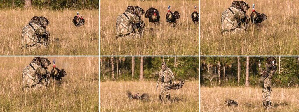 turkey hunting pistol hunt