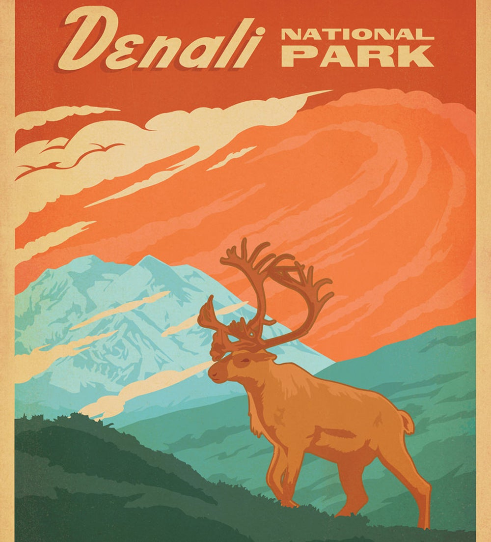 Artist Reimagines Classic WPA Posters in New Book