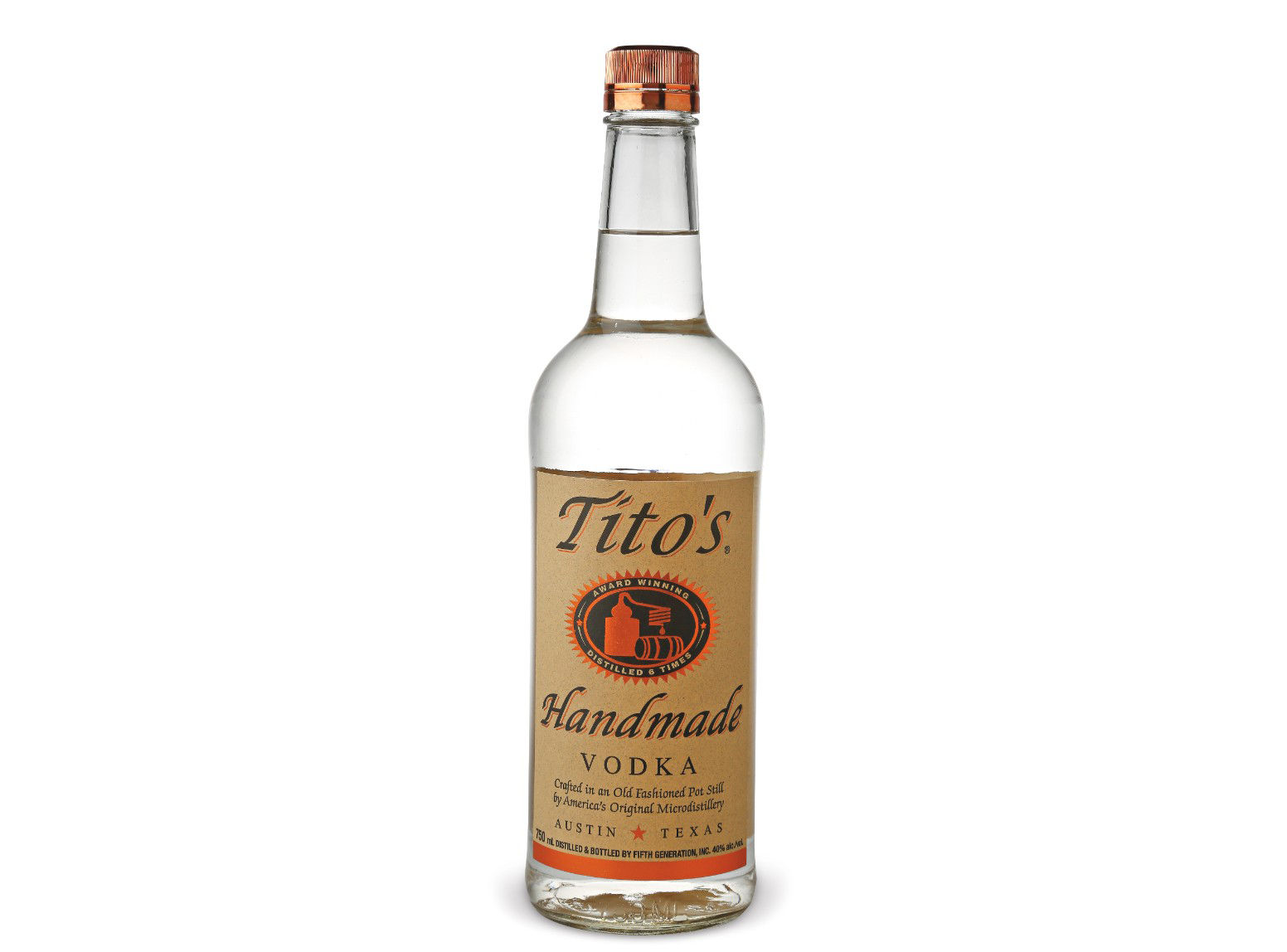 NSSF Senior VP Calls for Hunters to Boycott Tito's Vodka Over HSUS Party