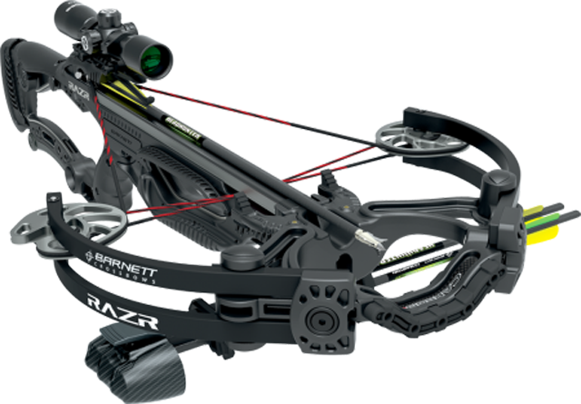 A Long Goodbye to the Compound Bow?