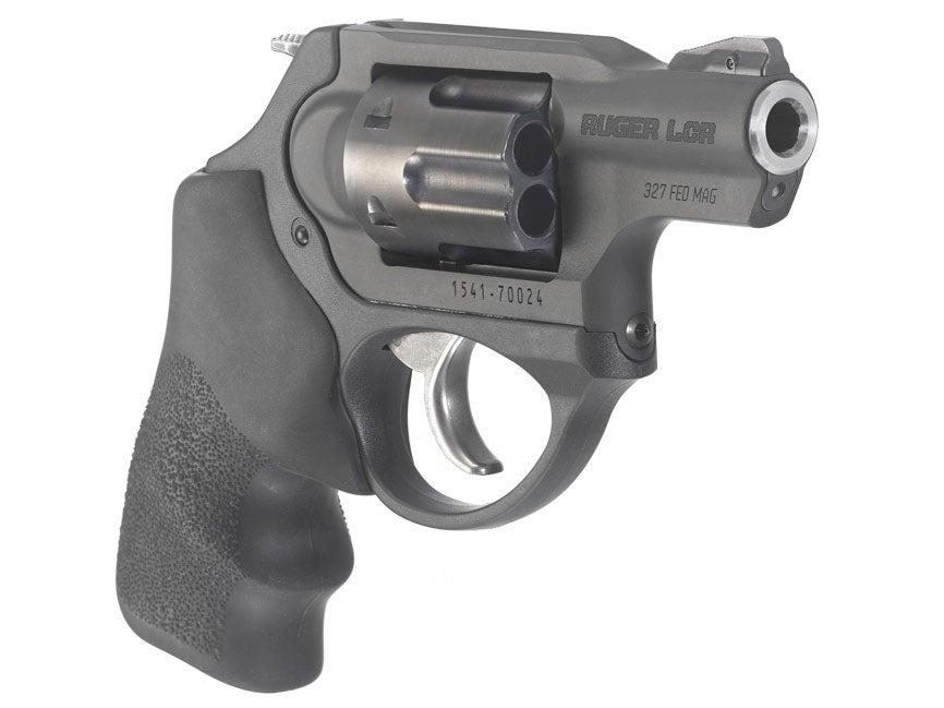 The Ruger .327 Magnum LCR