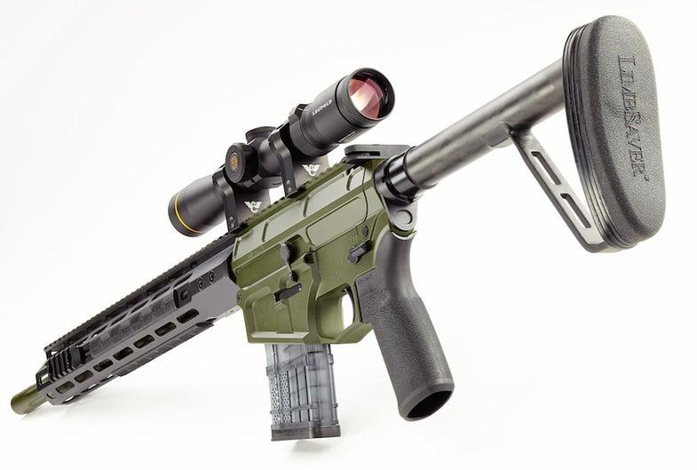 wilson combat 458 rifle