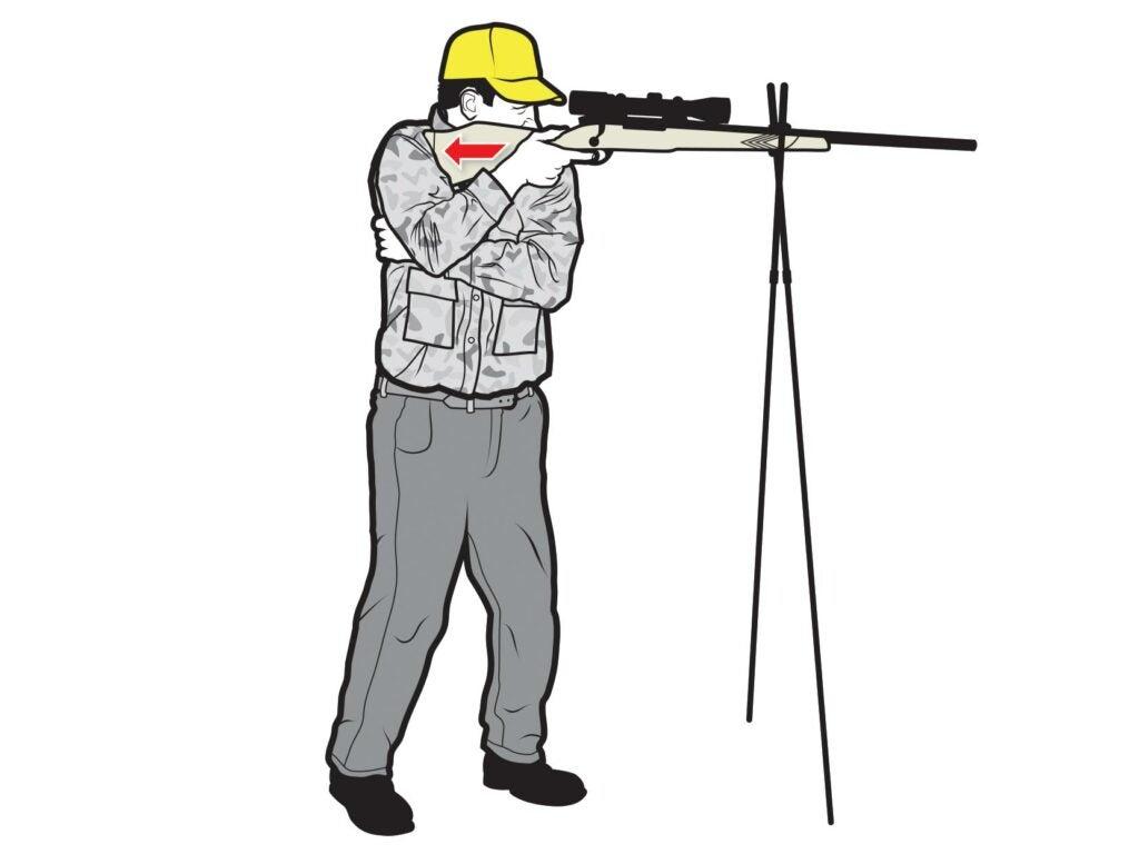 shooting sticks, hunting tips, colorado hunting